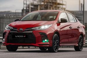 Gazoo Racing ขอบ้างได้ไหม? 2021 Toyota Vios GR Sport เปิดตัวในประเทศมาเลเซียแล้ว
