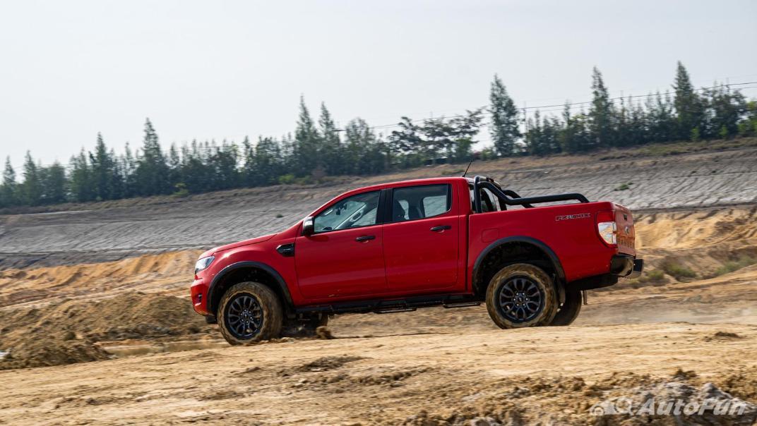 2021 Ford Ranger FX4 MAX Exterior 056