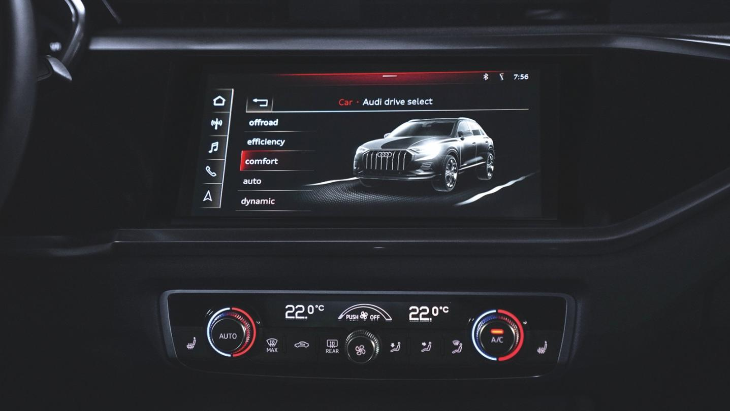 Audi Q3 2020 Interior 004