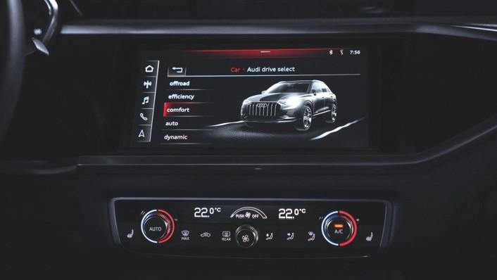 Audi Q3 Public 2020 Interior 004