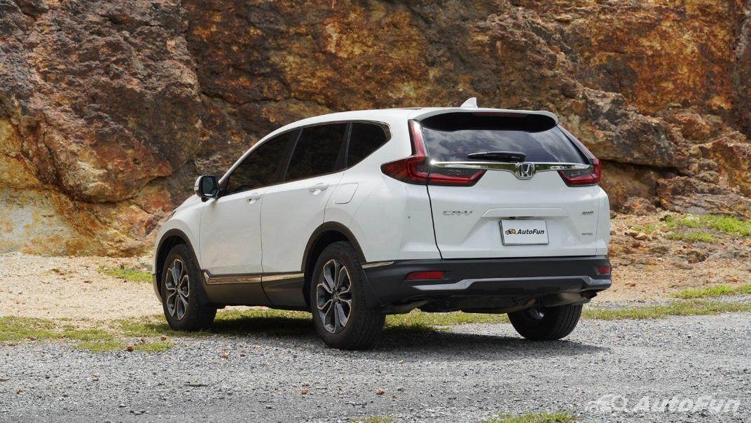 2020 Honda CR-V 2.4 ES 4WD Exterior 007