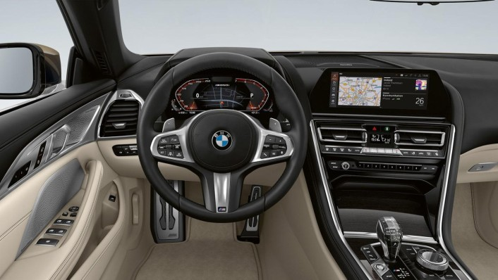 BMW 8-Series-Convertible Public 2020 Interior 001