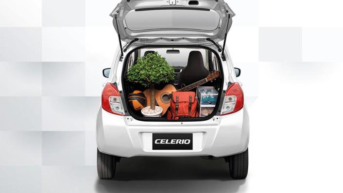 Suzuki Celerio 2020 Interior 005