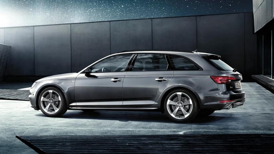 Audi A4 Avant 2020 Exterior 001
