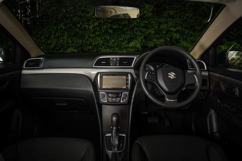 Review: All New Suzuki Ciaz ขับสบาย ประหยัด ออฟชั่นเต็ม ราคาสบายกระเป๋า 02