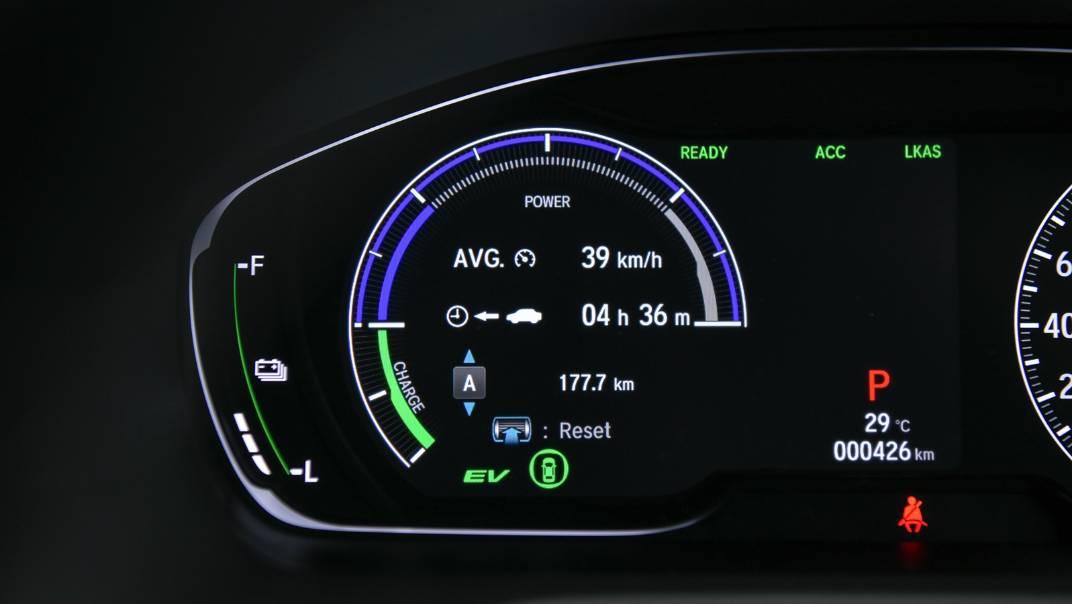 2021 Honda Accord 2.0L e:HEV EL+ Interior 021