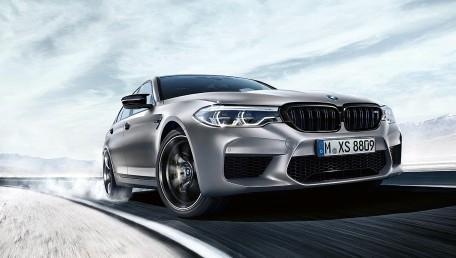 รูปภาพ BMW M5-Sedan