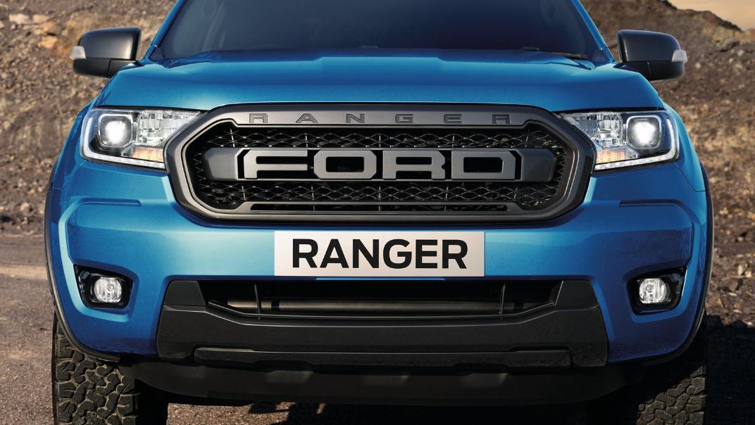 2021 Ford Ranger FX4 MAX Exterior 024