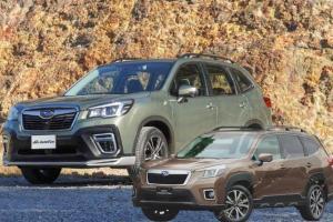 เผยภาพหลุด Subaru Forester อาจได้โฉมใหม่ปลายปีนี้ แต่เทอร์โบยังไม่มานะ