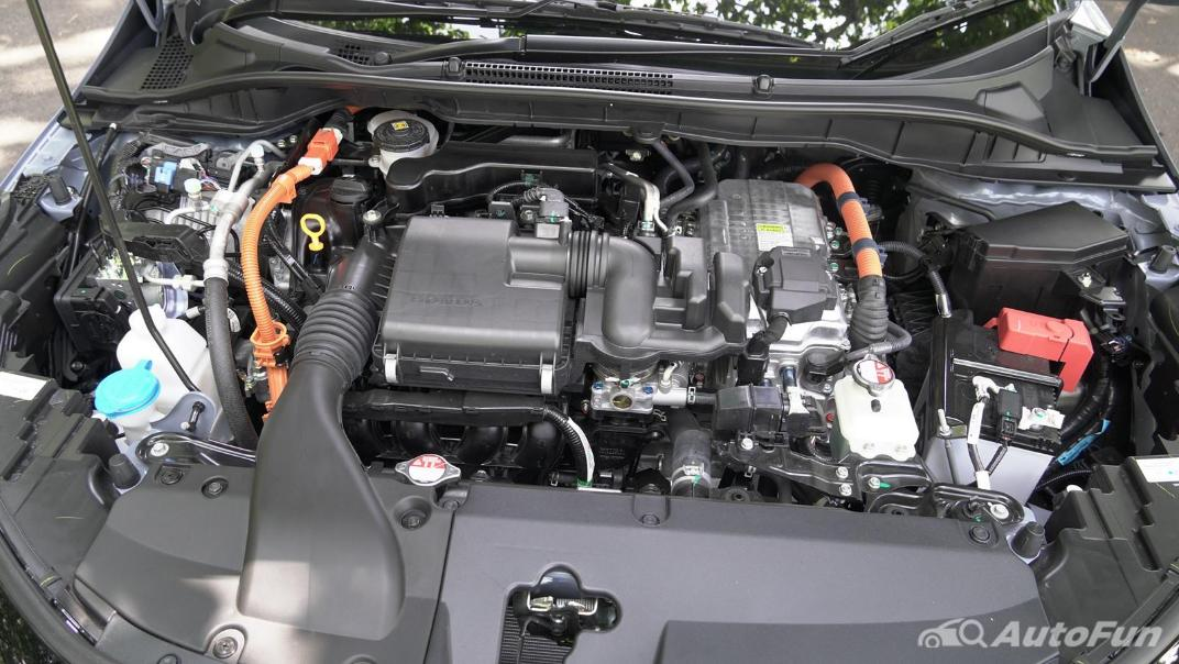 2021 Honda City Hatchback e:HEV RS Others 001
