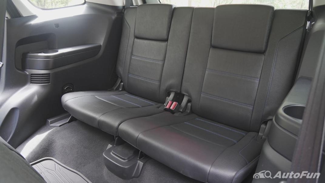 2021 Ford Everest 2.0L Turbo Titanium 4x2 10AT - SPORT Interior 045