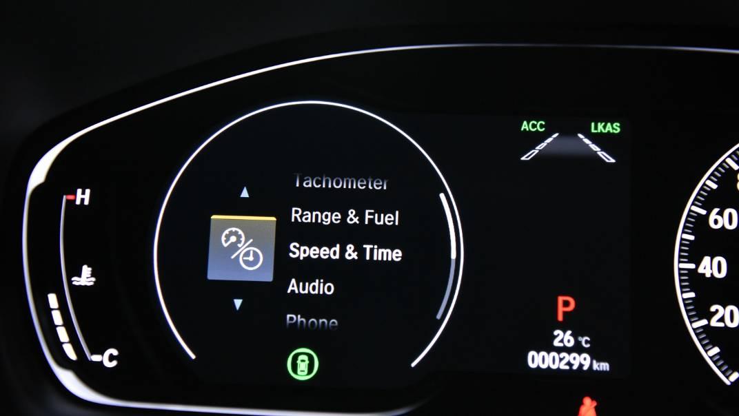 2021 Honda Accord 1.5 Turbo EL Interior 030