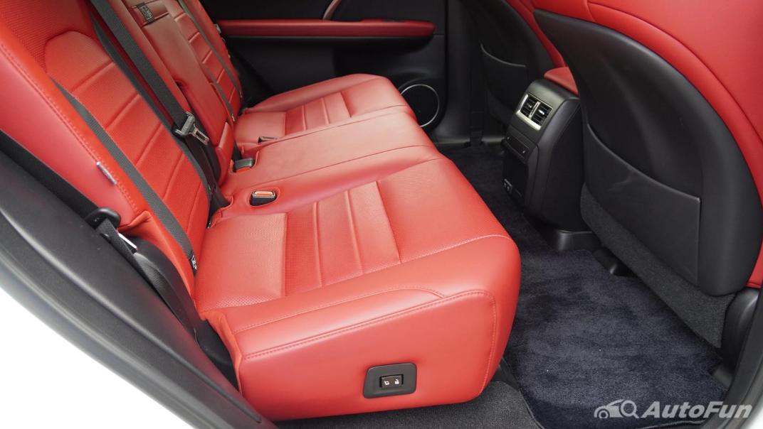2020 Lexus RX 3.5 350 F Sport Interior 043