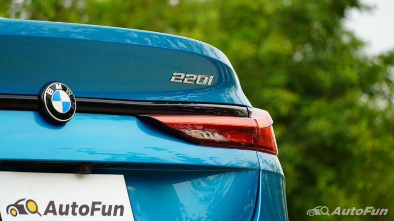 รีวิว BMW 220i Gran Coupe M Sport อัดออพชั่นเพิ่ม แถมลดราคา ทำให้น่าใช้ที่สุดในคลาสไปเลย 02