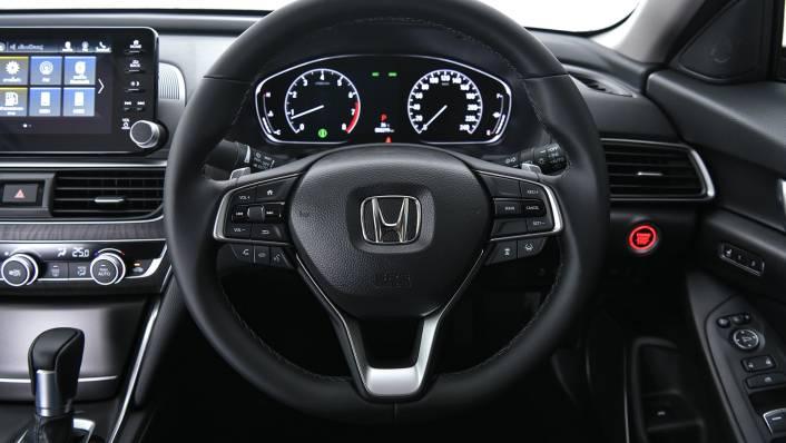 2021 Honda Accord 1.5 Turbo EL Interior 003