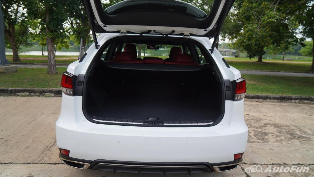 2020 Lexus RX 3.5 350 F Sport Interior 066