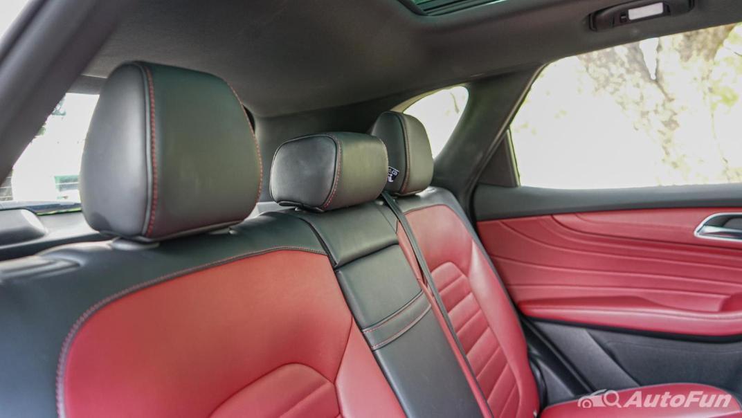 2020 MG HS 1.5 Turbo X Interior 045