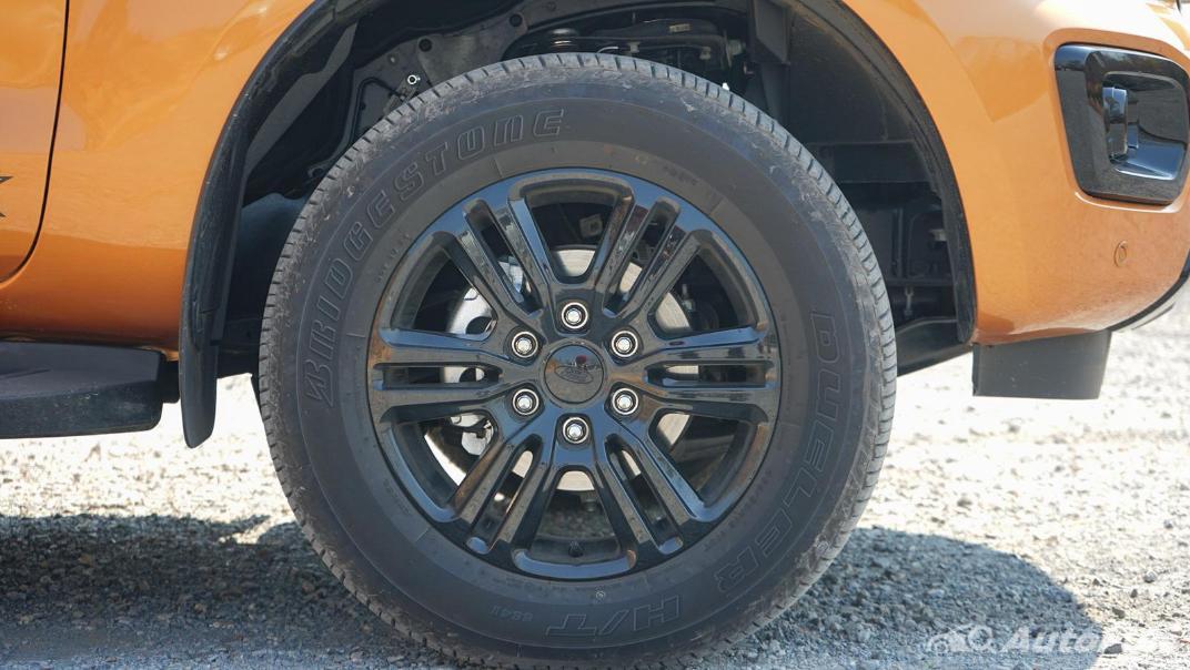 2020 Ford Ranger Double Cab 2.0L Turbo Wildtrak Hi-Rider 10AT Exterior 045