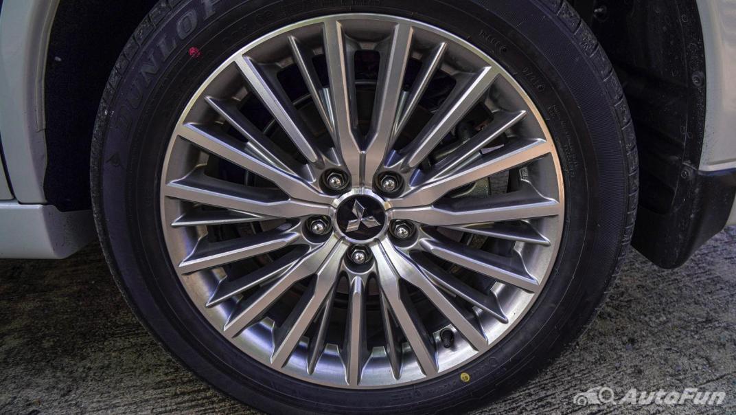 2021 Mitsubishi Outlander PHEV GT-Premium Exterior 026