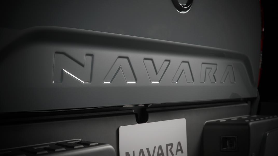 2021 Nissan Navara PRO-4X Exterior 153