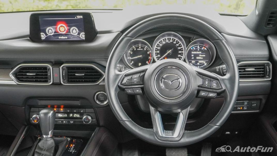 2020 2.5 Mazda CX-8 Skyactiv-G SP Interior 003