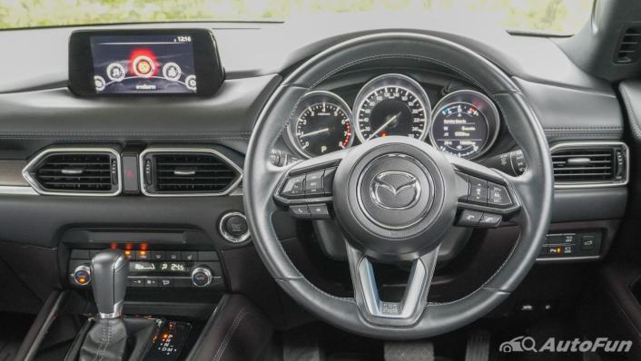 2020 2.5 Mazda CX-8 Skyactiv-G SP Interior 003