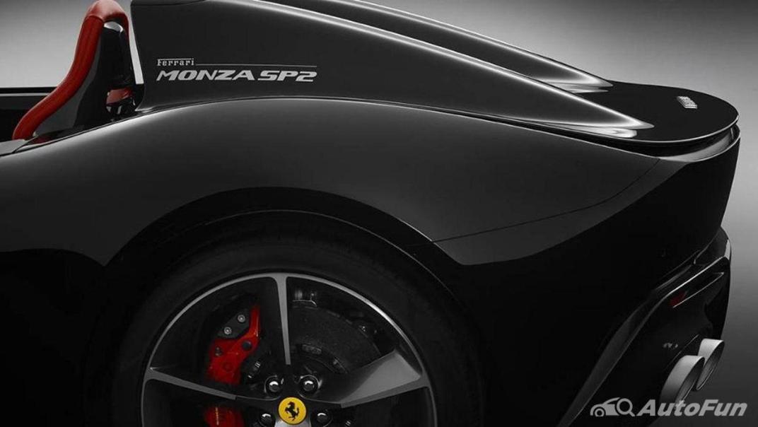 2020 Ferrari Monza SP2 6.5 V12 Exterior 006