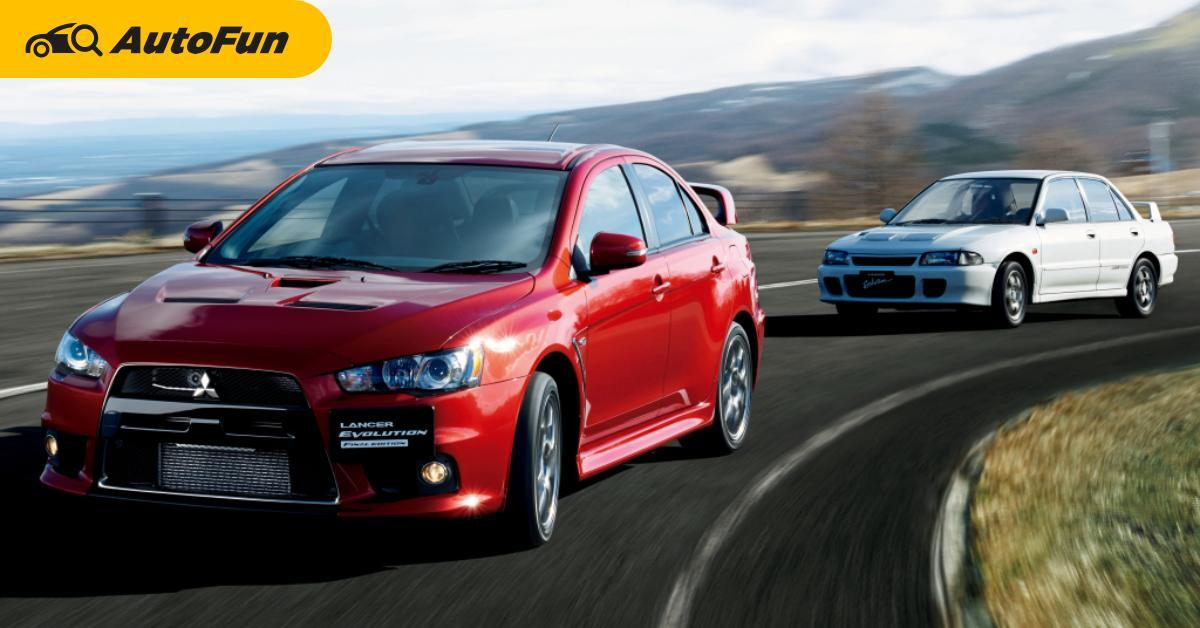 ดับฝัน Mitsubishi ยืนยันยังไม่มีแผนการพัฒนา Lancer Evolution ตัวแรงเร็ว ๆ นี้ 01