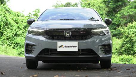 2021 Honda City Hatchback e:HEV RS ราคารถ, รีวิว, สเปค, รูปภาพรถในประเทศไทย   AutoFun