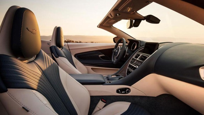 Aston Martin Db11 2020 Interior 001
