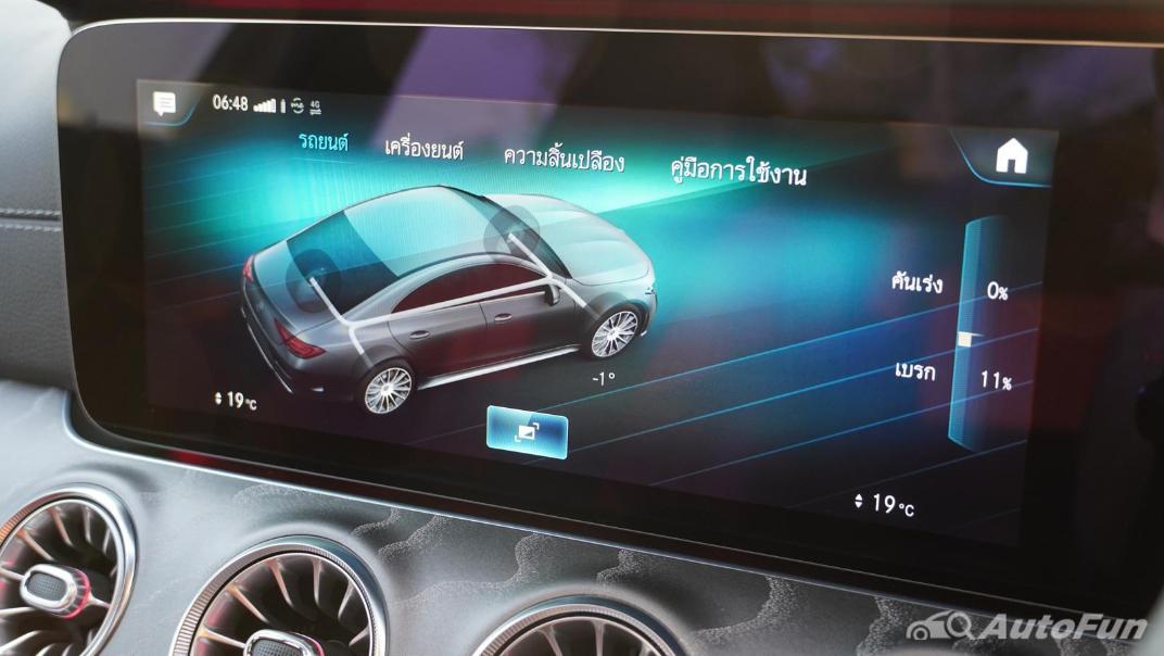 2021 Mercedes-Benz CLS 220 d AMG Premium Interior 023