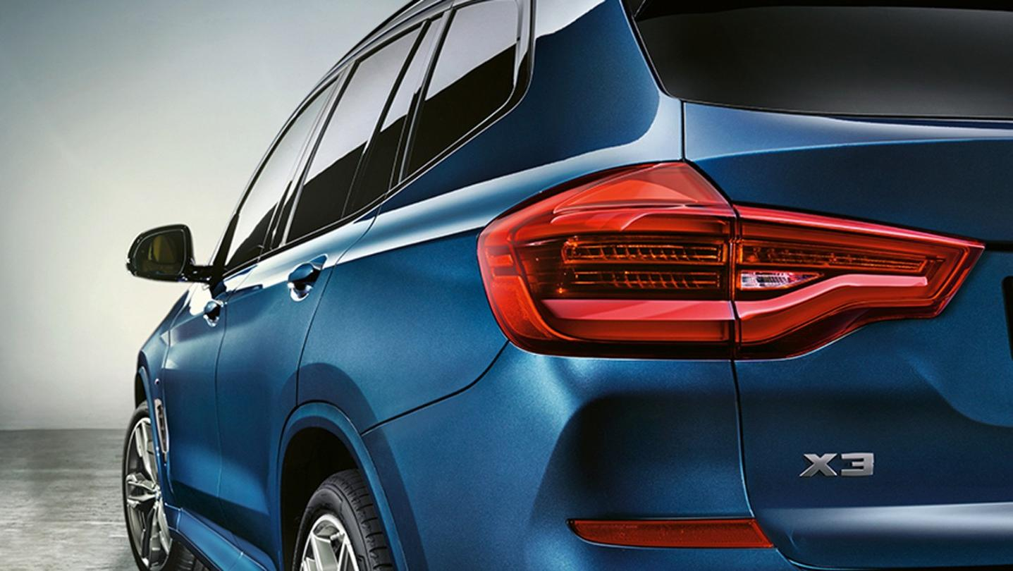 BMW X3 2020 Exterior 007