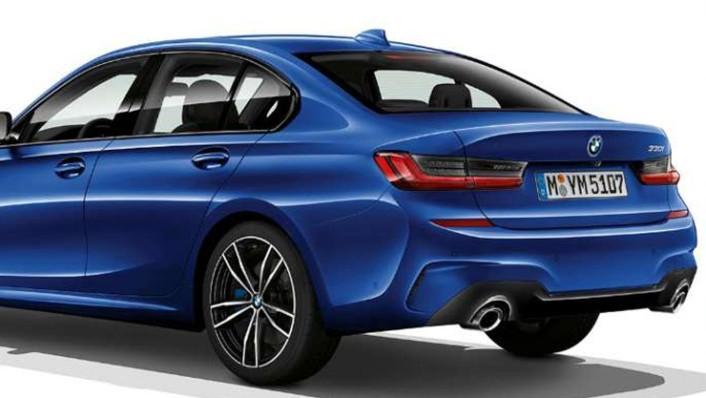 BMW 3-Series-Sedan Public 2020 Exterior 003