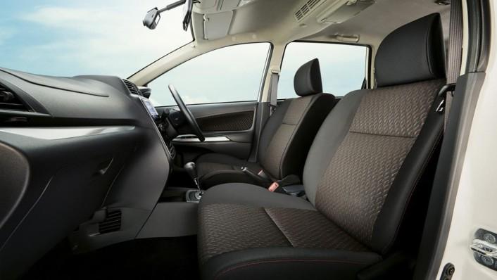 Toyota Avanza Public 2020 Interior 006