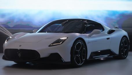 2021 Maserati MC20 Standard ราคารถ, รีวิว, สเปค, รูปภาพรถในประเทศไทย | AutoFun
