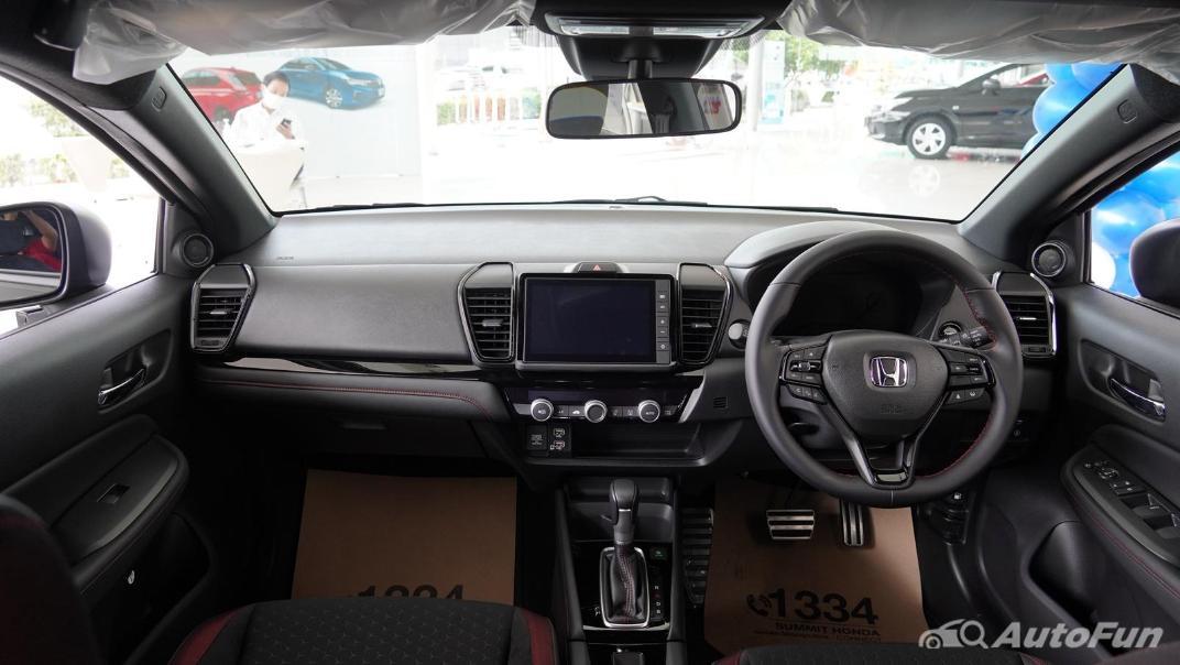2021 Honda City Hatchback e:HEV RS Interior 060