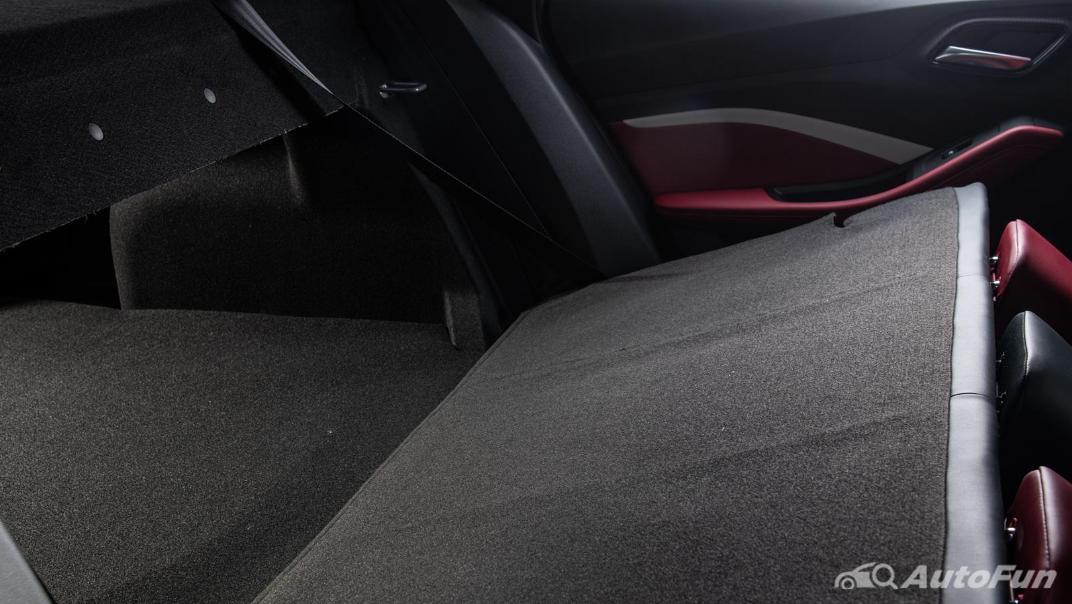 2021 MG 5 Upcoming Version Interior 078