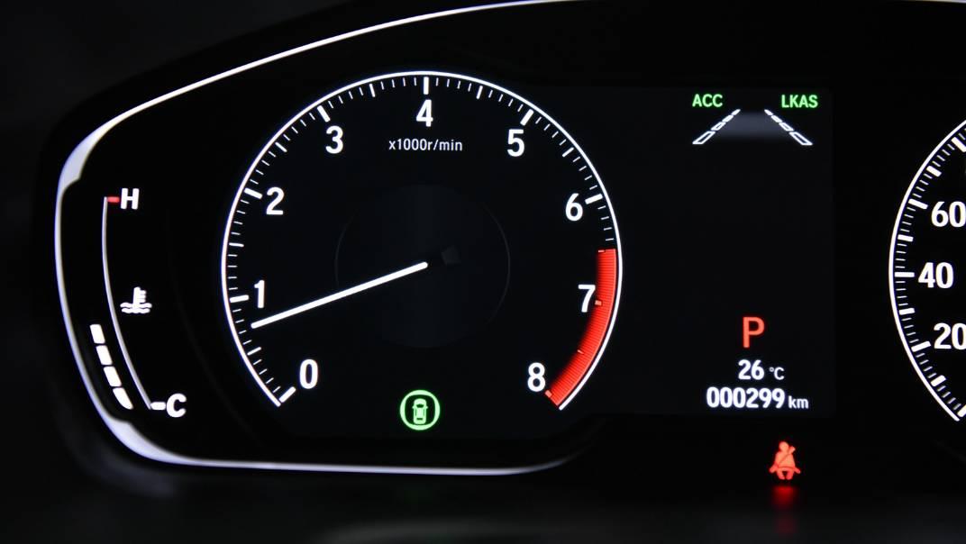 2021 Honda Accord 1.5 Turbo EL Interior 028