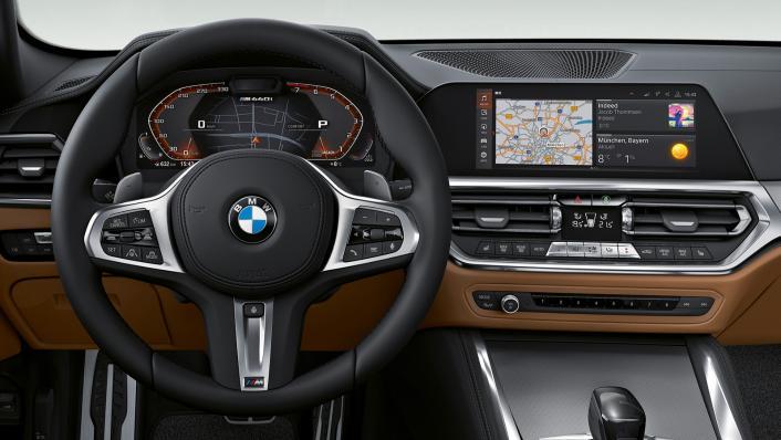 2020 2.0 BMW 4 Series Coupe 430i M Sport Interior 003