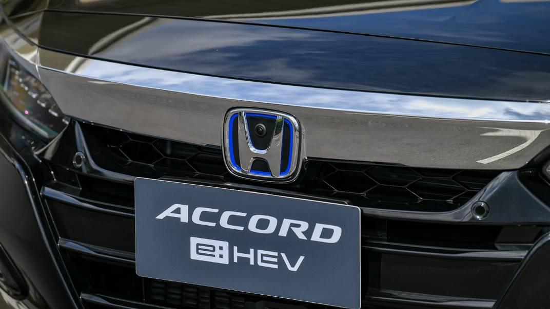 2021 Honda Accord 2.0L e:HEV EL+ Exterior 016