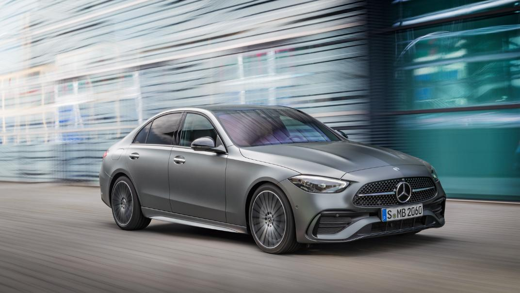 2021 Mercedes-Benz C-Class W206 Upcoming Version Exterior 045