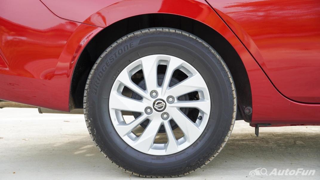 2020 Nissan Almera 1.0 Turbo VL CVT Exterior 035