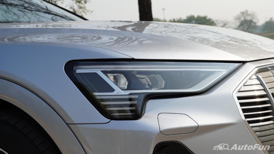 2020 Audi E Tron Sportback 55 quattro S line Exterior 016