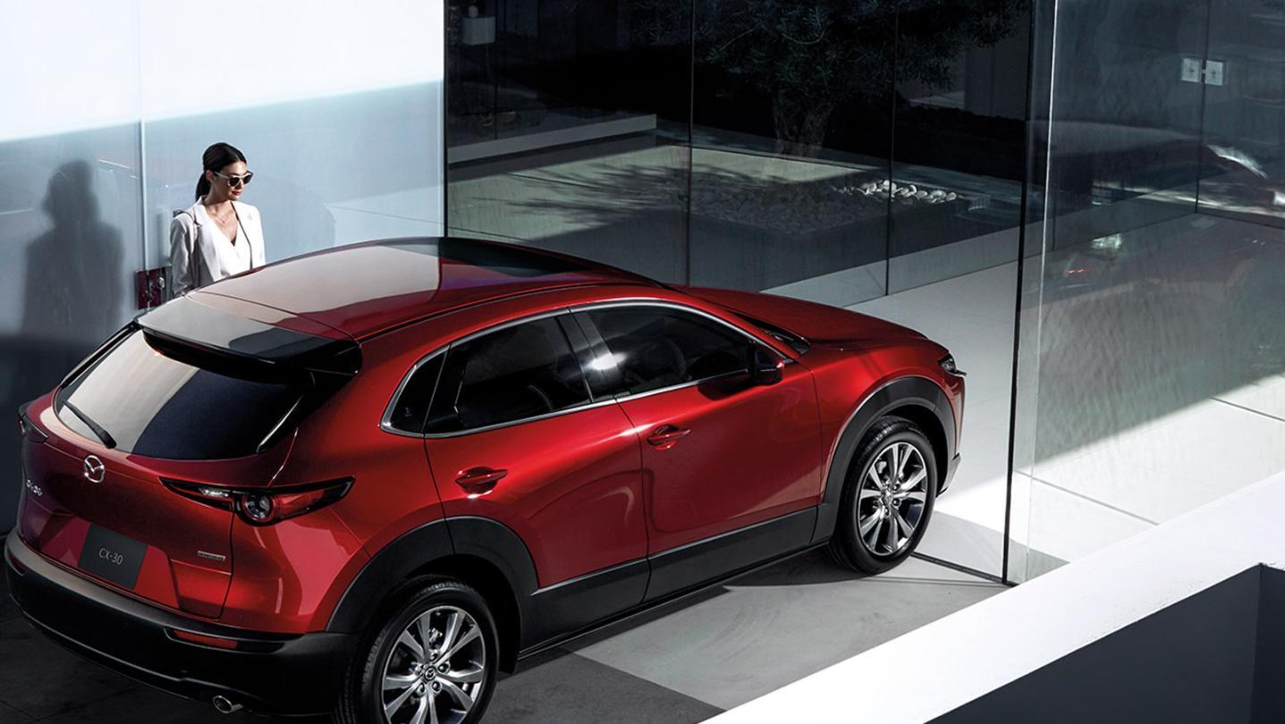 Mazda CX-30 2020 Exterior 004