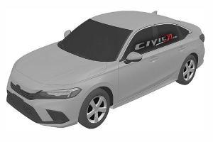 2021 All new Honda Civic Sedan เปิดภาพใหม่ พร้อมเทียบชัด ๆ กับตัวเก่า