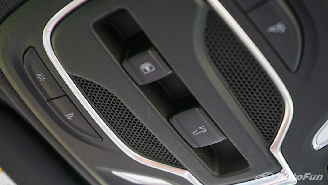 2020 MG HS 1.5 Turbo X Interior 049
