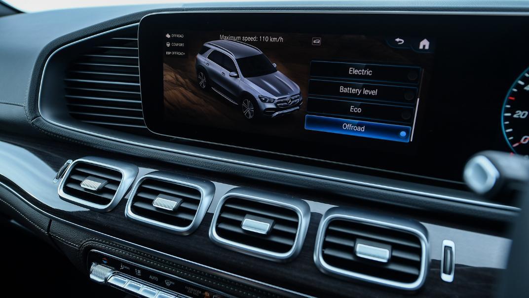 2021 Mercedes-Benz GLE-Class 350 de 4MATIC Exclusive Interior 099