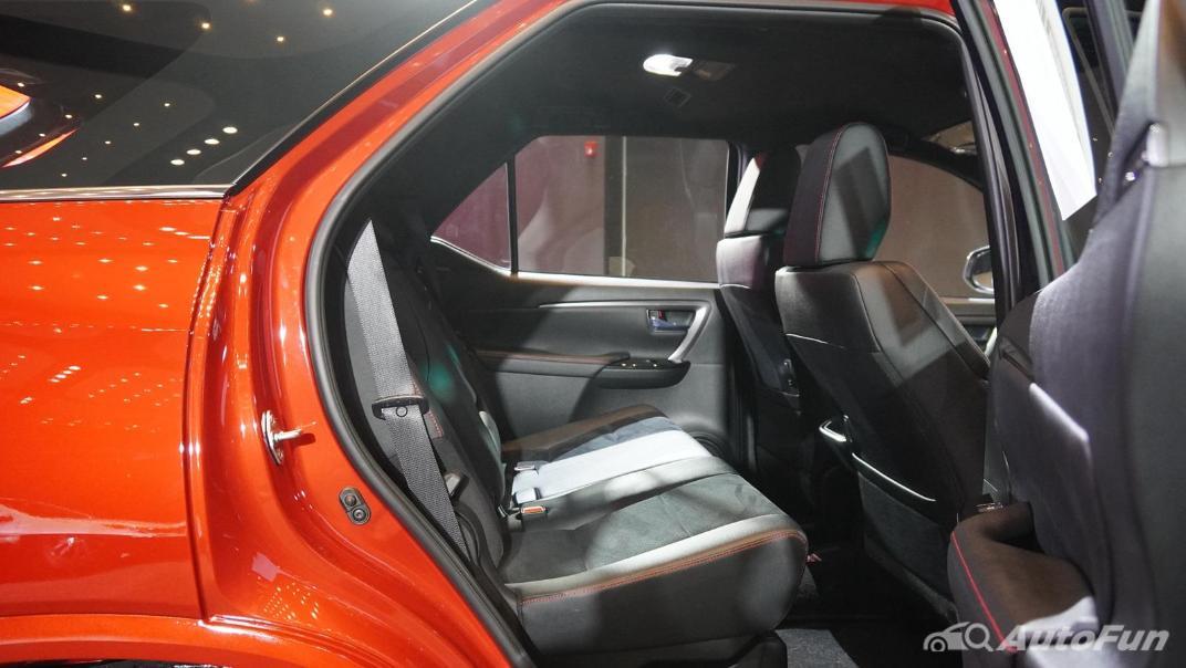2021 Toyota Fortuner 2.8 GR Sport 4WD Interior 030