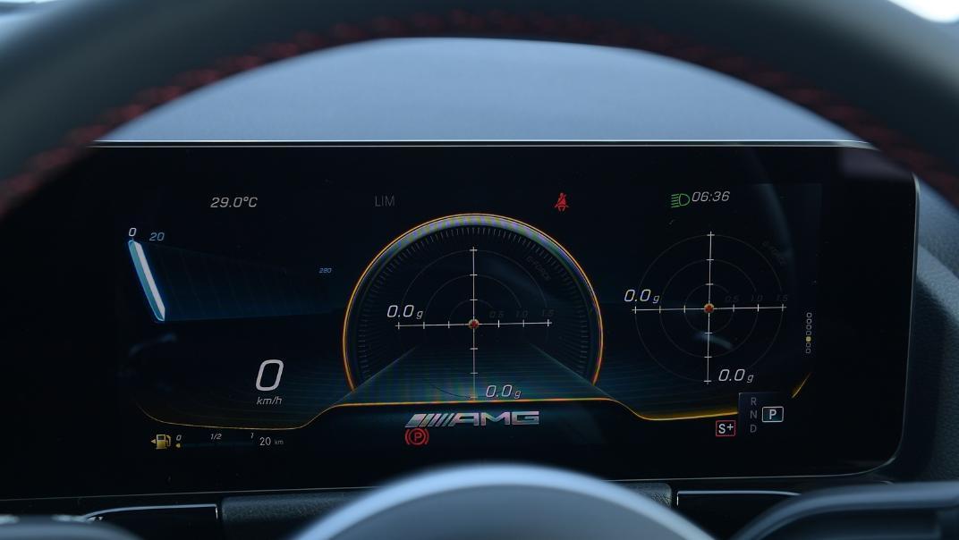 2021 Mercedes-Benz GLA-Class 35 AMG 4MATIC Interior 020
