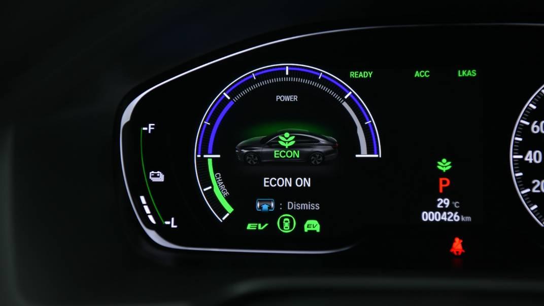 2021 Honda Accord 2.0L e:HEV EL+ Interior 028